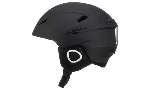 Lucky Bums Powder Series, Snow Sport Helmet