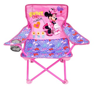 Minnie Mouse Happy Helpers Fold N Go Chair