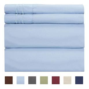CGK Unlimited Queen Size Sheet Set
