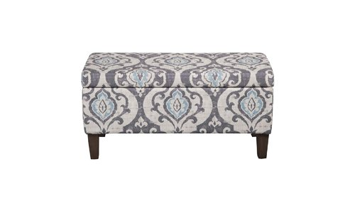 HomePop Large Upholstered
