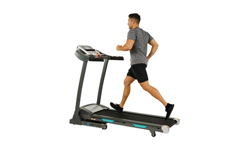 EFITMENT Auto Incline Bluetooth Motorized Treadmill