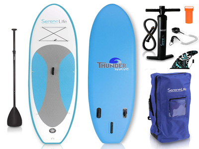 10 Best Stand-Up Paddle Boards in 2019 Reviews