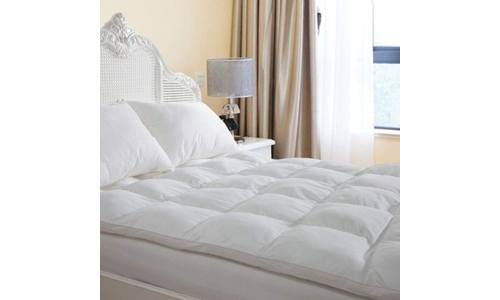 D & G THE DUCK AND GOOSE CO Hotel Quality Mattress Topper