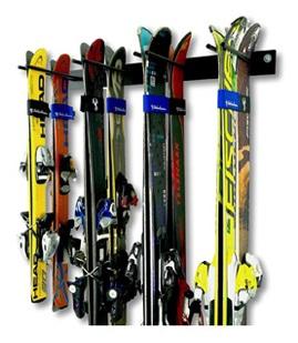 Ski Wall Storage Rack