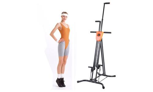 Homgrace Vertical Climber Cardio Exercise