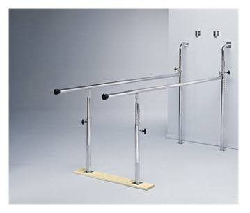 Parallel Bars, Folding, Height And Width Adjustable