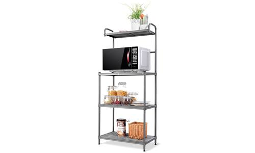 Giantex 4-Tier Kitchen Microwave Storage Rack