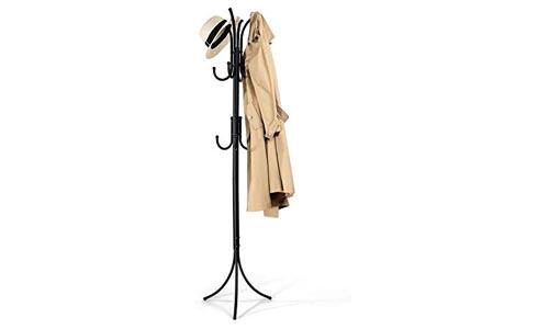 Cozzine Coat Rack Coat Tree Hat Hanger
