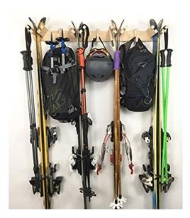 Pro Board Racks Vertical Ski Storage Rack