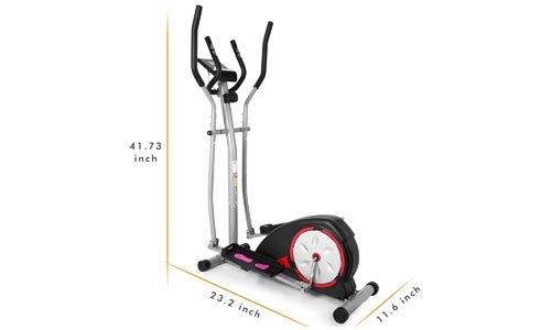 ncient Elliptical Trainer