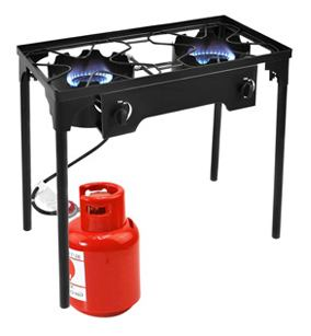 Goplus Outdoor Stove High Pressure Propane Burner