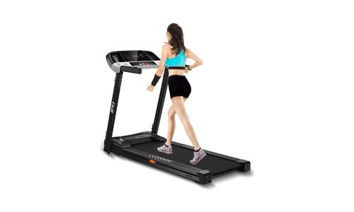 IPO Treadmill Electric Portable Treadmill
