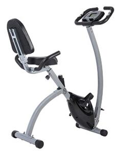 GOJOOASIS Folding Exercise Bike