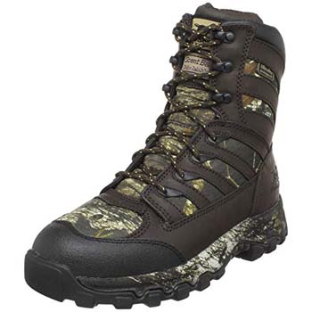 5. Irish Setter Women's LadyHawk Waterproof Game Hunting Boot