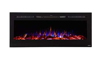 2. Touchstone 80004 Sideline Electric Fireplace (50 Inch Wide)