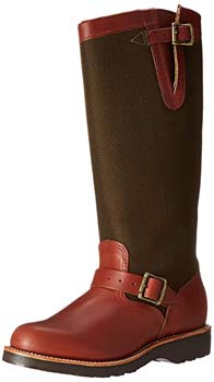 2. Chippewa Women's Snake Boot