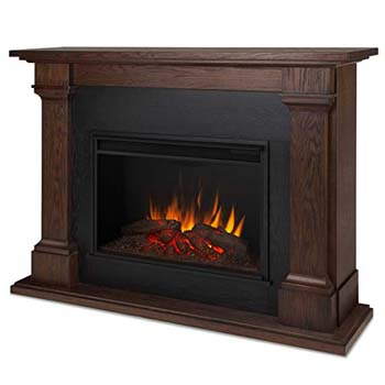 6. Real Flame Callaway Grand Electric Fireplace (60 Inches Wide)