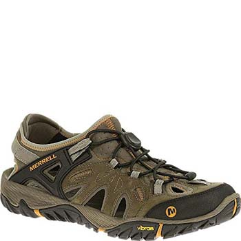 2. Merrell Men's Sieve Water Shoe