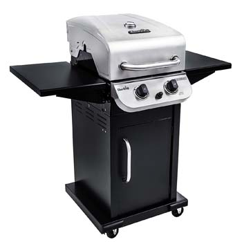 1. Char-Broil Performance 300 2-Burner Cabinet Liquid Propane Gas Grill