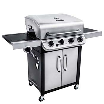 6. Char-Broil Performance 475 4-Burner Cabinet Liquid Propane Gas Grill