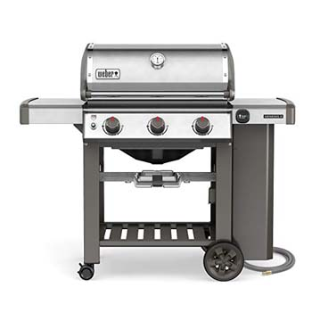 4. Weber 66000001 Genesis II S-310 Natural Gas Grill