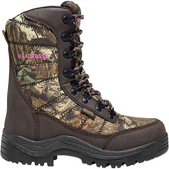 4. Lacrosse Women's Silencer Hunting Combat Boot