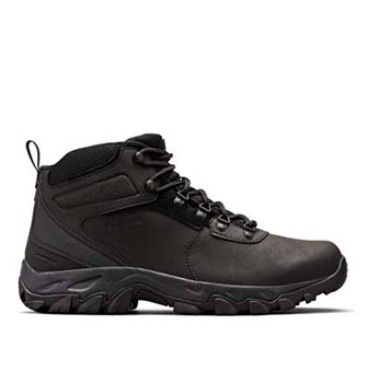 4. Columbia Men's Newton Ridge Waterproof Hiking Boot