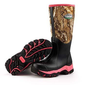 3. TideWe Hunting Boot for Women