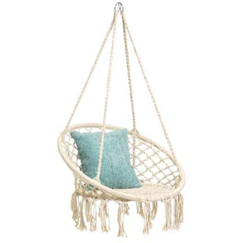 4. Mertonzo Hammock Swing Chair