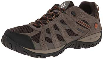 6. Columbia Men's Redmond Low Hiking Shoe