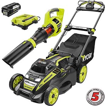 10 Cordless Lithium-Ion Self-Propelled Mower