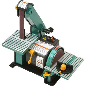 10. Grizzly H6070 Belt and 5-Inch Disc Sander