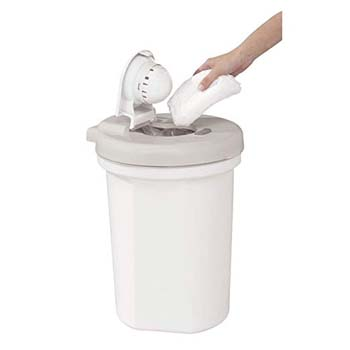 4. Safety 1st Easy Saver Diaper Pail