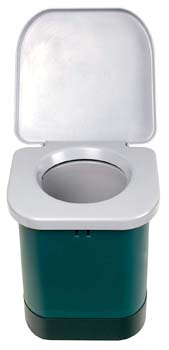 2. Stansport Portable Camping Toilet