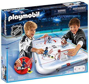 5. PLAYMOBIL NHL HOCKEY ARENA