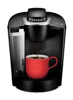 8. KEURIG K-CLASSIC COFFEE MAKER