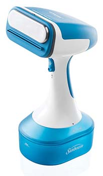 5. Sunbeam Handheld Garment Travel Steam Press