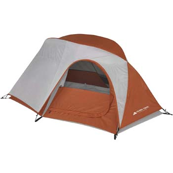 5. OZARK TRAIL 1 Person Backpacking Tent