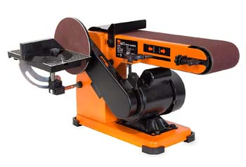 2. WEN 6500 4 x 36-Inch Belt and 6-Inch Disc Sander with Steel Base