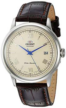 5. Orient Men's '2nd Gen. Bambino Ver. 2' Japanese Automatic Watch