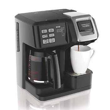 3. HAMILTON BEACH FLEXBREW COFFEE MAKER