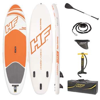9. Bestway Hydro-Force Inflatable Stand up Paddle Board SUP