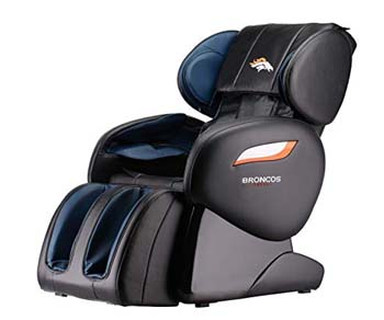 2. The NFL Zero Gravity Massage Chair