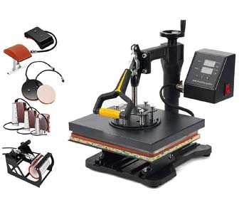 5. Smarketbuy 5 / 1 Digital Multifunctional Machine 12