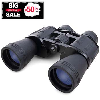 7. Pansonite 20x50 High Definition Binocular