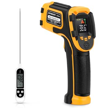4. Non-Contact Digital Infrared Thermometer Gun