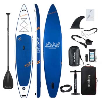 8. Inflatable SUP Stand Up Paddle Board