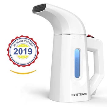 3. MASTEAM Steamer for Clothes, Portable Travel Garment Steamer