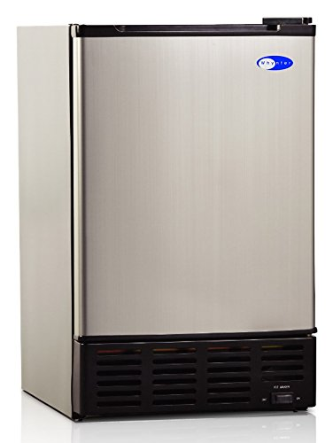 Whynter Flake Ice Machines with Stainless Steel Door